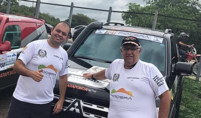 A dupla Roberto Bontempo e Leonardo Martins lutará pelo bicampeonato no Piocerá