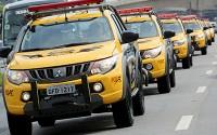 L200 Triton Sport atuará nas Marginais Tietê e Pinheiros