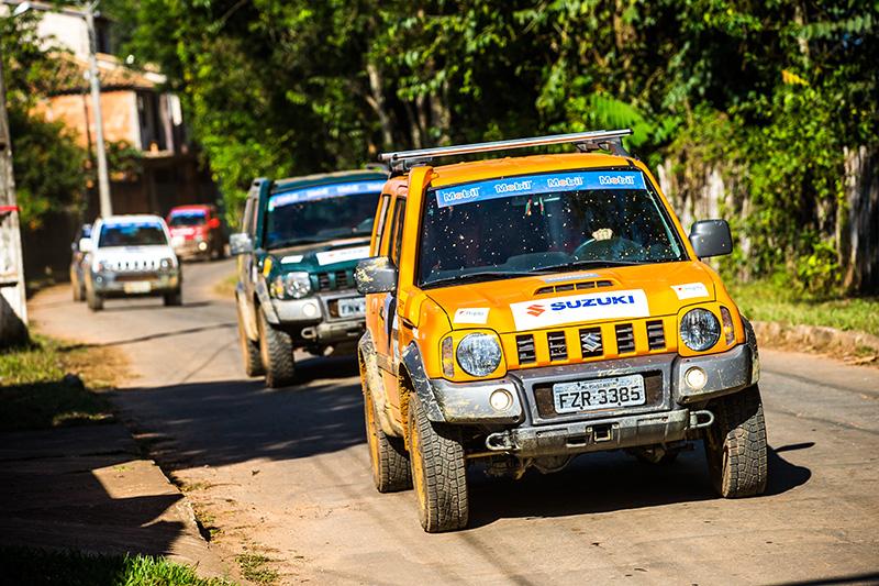 Primeiro Suzuki Day de 2017 será realizado em Tiradentes (MG)