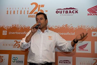 Marcos Moraes, diretor-geral da Dunas Race