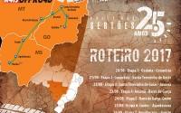 Rally dos Sertões – 25 anos anuncia roteiro de edição histórica com passagem por três estados