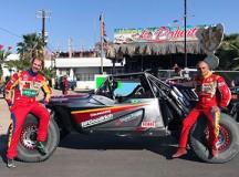 Reinaldo Varela e Gustavo Gugelmin terminam em quarto no México