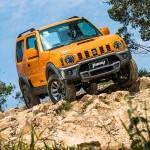 Suzuki Veículos mostra a capacidade off-road do Jimny na Agrishow
