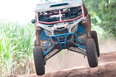 Bruno Varela foi segundo colocado no Rally Cuesta Off-Road (Foto: Donizetti Castilho/DFotos)