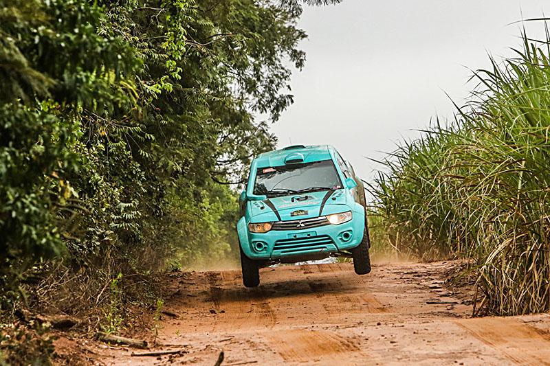 Fim de semana de saldo positivo para a equipe FD Rally Team  (Sanderson Pereira/ PhotoEsporte)