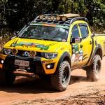 Neste sábado, Ribeirão Preto (SP) recebe nação 4×4 para ralis da Mitsubishi Motors