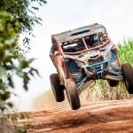 Bruno Varela assume a liderança dos UTVs no Brasileiro de Rally Baja