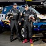 Rally dos Sertões: Wellington Costa e Rafael Arena são vice campeões da edição de 25 anos