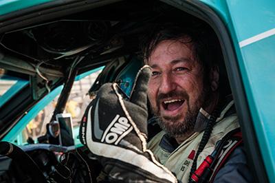 Fontoura agora é tetracampeão do Rally dos Sertões (2017,2016, 2014 e 2013)  (Marcelo Maragni/Fotop)