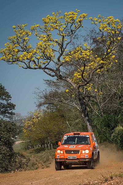 Desafio e superação a bordo da Pajero TR4 ao longo de 3300 km  (Gustavo Epifânio/DFotos)