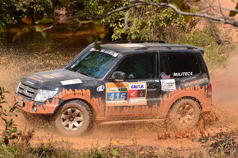 Araponga Rally cumpriu a difícil aventura off-road de 3.300 do Rally dos Sertões  (Michael Oliveira/Tulipa Rally)