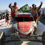 México: Varela e Gugelmin terminam rally em terceiro