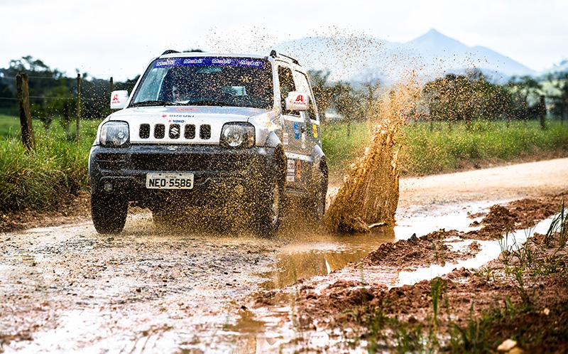 Suzuki Off-Road será neste fim de semana - Foto:  Tom Papp / Suzuki