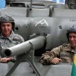 XIII Encontro Brasileiro de Preservadores de Viaturas Militares: sucesso histórico