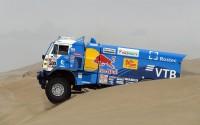 Tecnologias da WABCO estão em caminhões da equipe que mais venceu o Dakar