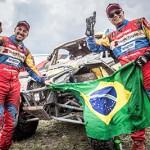 Rally Dakar – Brasileiros são campeões dos UTVs com o Can-Am Maverick X3