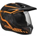 Capacetes Can-Am garantem proteção e visual único para os fãs do off-road