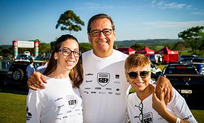 Prova reúne amigos e famílias - Foto: Adriano Carrapato. / Mitsubishi