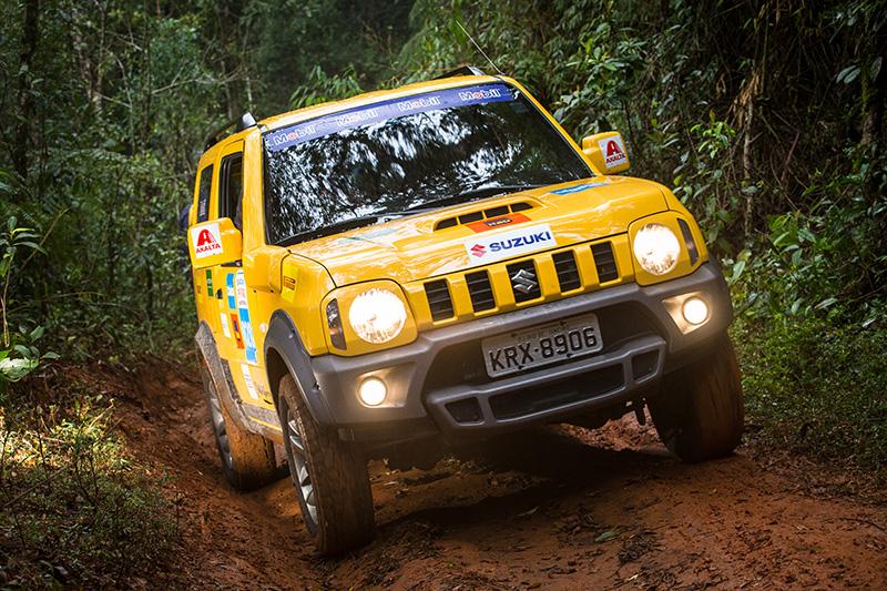 Suzuki é parceira do Paulista Off-Road