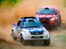 Rallycross será uma das atrações do dia - Foto: Marcio Machado / Mitsubishi