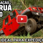 Teste da Pick-up Agrale Marruá AM200 CD