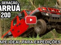 Teste da Pick-up Agrale Marruá AM200 CD