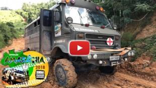 Truck Adventure Brasil : Expedição Amazônia 2018