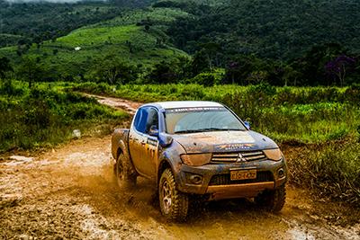 O Rally Cuesta acontecerá no próximo final de semana em Botucatu (SP) (Foto: Sanderson Pereira)