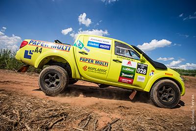 Pilotos de diversos Estados seguem rumo ao interior paulista para o Rally Cuesta (Divulgação)
