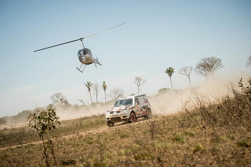 Será a 12a edição do Rally Cuesta e a concentração será no Shopping Botucatu (Marcelo Maragni/Fotop)