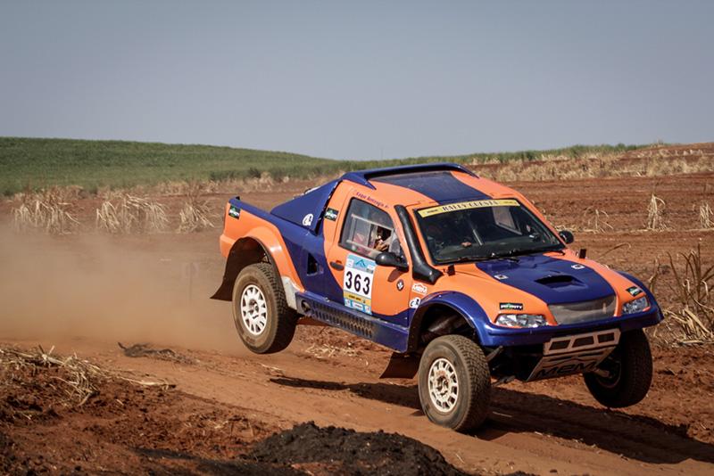 O Rally Cuesta faz parte do calendário de eventos da cidade de Botucatu (SP) (VirginioCruz/PhotoAction)
