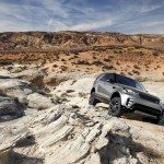 Land Rover desenvolvendo carros autônomos off road