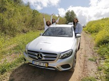 Passeio She's Mercedes Off Road Experience