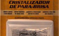Promax Bardahl lança cristalizador de para-brisa com kit de aplicação completo