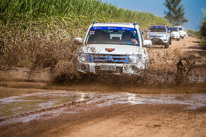 Mitsubishi Experience 4x4 será neste fim de semana - Foto: Vinicius Ferraz / Mitsubishi