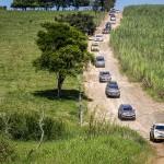Cachoeiras e cânions estão no roteiro do passeio Mitsubishi Experience 4×4 em Caxias do Sul (RS)