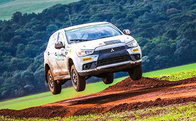 Saltos também fizeram parte do trajeto - Foto: Cadu Rolim/Fotovelocidade