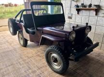 É assim que se vende um Jeep Willys
