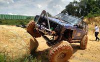 Oficina RCA Off Road transforma Jeep original em monstro devorador de trilhas