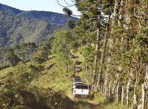 Inscrições abertas para passeio 4×4 na Serra da Balança