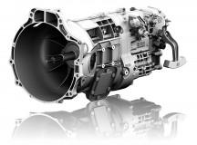 ZF lança novo câmbio seis velocidades modelo 6S-480