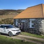 Land Rover salva vidas com três palavras