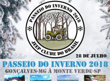 Passeio pelo Sul de Minas de Gerais até a cidade de Monte Verde-MG