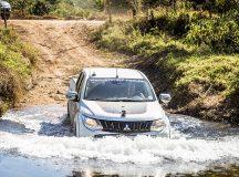 Percurso passa por belas regiões - Foto:  Vinicius Ferraz / Mitsubishi