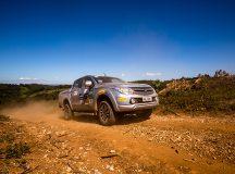 Eventos off-road são oportunidades para colocar os veículos 4x4 à prova - Foto: Ricardo Leizer/Mitsubishi