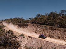 Nesta quinta a caravana do Rally dos Sertões chegou ao Piauí (Victor Eleuterio/Fotop)