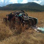 Dupla Glauber e Minae sofrem acidente no Rally dos Sertões 2018