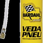 Bardahl Veda Pneu: mais segurança com aplicação rápida e fácil