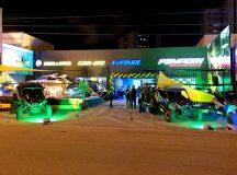 Nova loja Pemagri Motorsports, concessionária BRP em Aracaju. Crédito: Divulgação/Pemagri