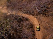 Mesmo sem freios, eles não vaciliram e fecharam em 12º geral - Fotop/ Victor Eleutério